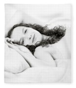 Awakening Fleece Blanket
