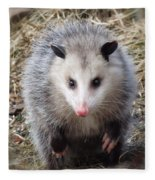 Awesome Possum Fleece Blanket