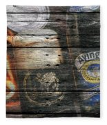 Ayinger Beer Fleece Blanket