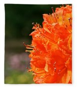 Azalea Profile Fleece Blanket