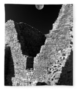 Aztec Moon Fleece Blanket