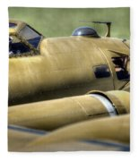 B-17 Fleece Blanket