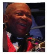 B. B. King Fleece Blanket