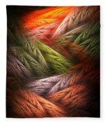 B Fleece Blanket