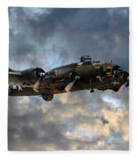 B17 Tribute Fleece Blanket
