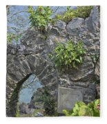 Babbacombe Devon Fleece Blanket