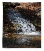Babbling Brook 2013 Fleece Blanket