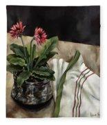 Baberton Daisies Fleece Blanket
