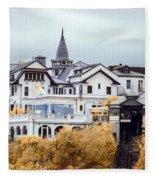 Baburizza Palace Fleece Blanket