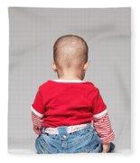 Baby Back Fleece Blanket