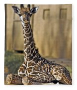 Baby Kiko Fleece Blanket