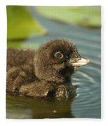 Baby Loon Fleece Blanket
