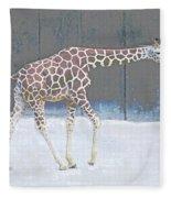 Baby Walk Fleece Blanket