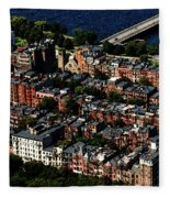 Back Bay Fleece Blanket