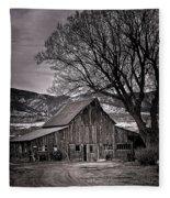 Back Yonder Fleece Blanket