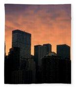Backlit Fleece Blanket