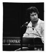 Bad Company 1977 Fleece Blanket