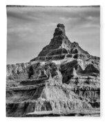Badlands Peak Fleece Blanket
