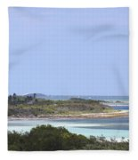Bahia Honda Fleece Blanket