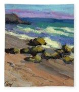 Baja Beach Fleece Blanket