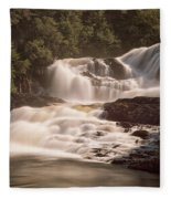Bakers Brook Falls Fleece Blanket