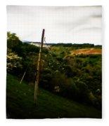 Bakewell Country Fleece Blanket