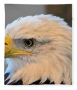 Bald Eagle 7615 Fleece Blanket