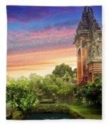Bali 2 Fleece Blanket