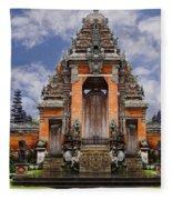 Bali Fleece Blanket