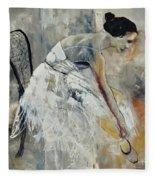Ballerina 6631 Fleece Blanket