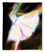 Ballet Fleece Blanket