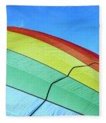 Balloon Fantasy 45 Fleece Blanket