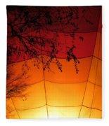 Balloon Glow Fleece Blanket