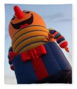 Balloon-jack-7660 Fleece Blanket