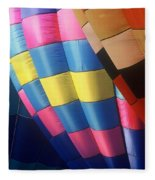 Balloon Patterns Fleece Blanket
