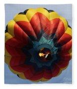 Balloon Square 3 Fleece Blanket