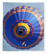 Balloon Square 4 Fleece Blanket