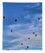 Balloons Galore Fleece Blanket