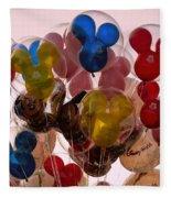 Balloons Fleece Blanket