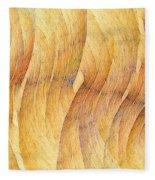 Balsa Woods Fleece Blanket