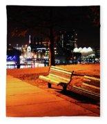 Baltimore City Fleece Blanket