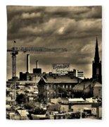 Baltimore Fleece Blanket