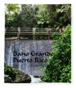 Bano Gande Fleece Blanket