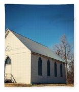 Baptist Church Fleece Blanket