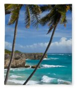 Barbados Fleece Blanket