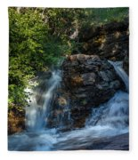 Baring Falls Fleece Blanket