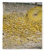 Bark Art Fleece Blanket