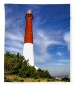 Barnaget Lighthouse Fleece Blanket