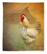 Barnyard Boss Fleece Blanket