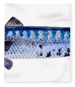 Barracuda Fleece Blanket